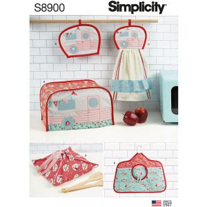 Simplicity 8900 Kitchen Accessories