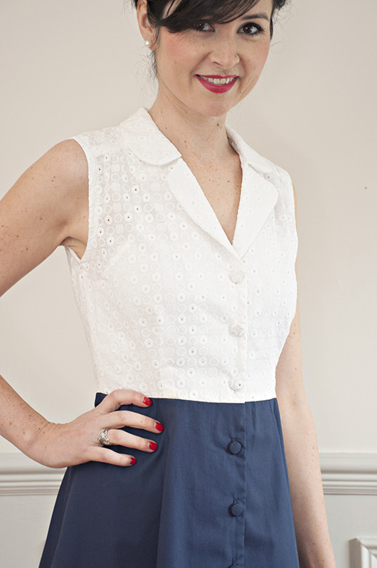 Sew Over It: Vintage Shirt Dress
