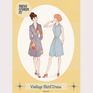 Sew Over It: Vintage Shirt Dress