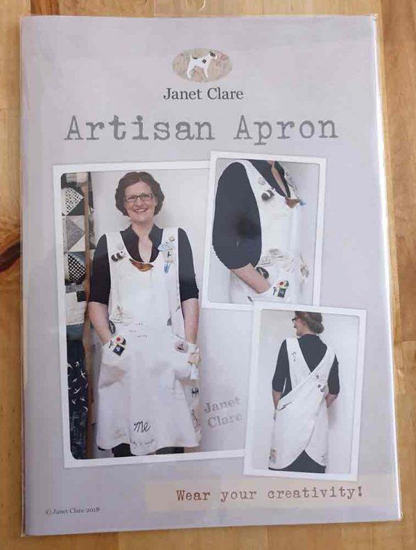Janet Clare: Artisan Apron