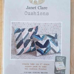 Janet Clare quilt pattern: Cushions