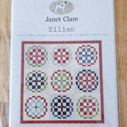 Janet Clare quilt pattern: Killian