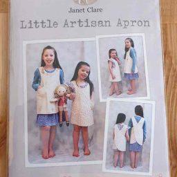 Janet Clare: Little Artisan Apron