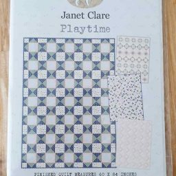 Janet Clare quilt pattern: Playtime