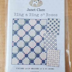 Janet Clare quilt pattern: Ring a Ring o'Roses