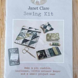 Janet Clare quilt pattern: Sewing Kit