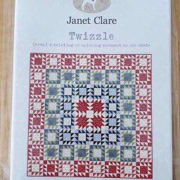 Janet Clare quilt pattern: Twizzle