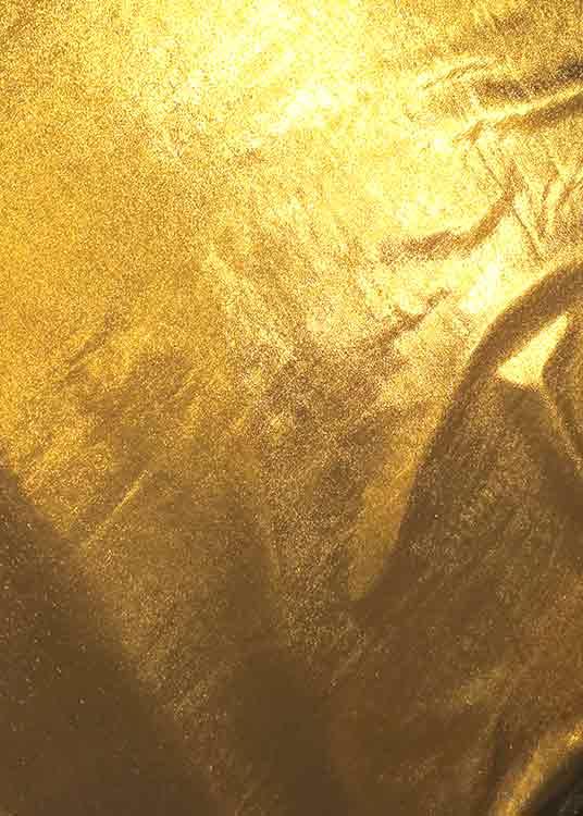 Gold Lamé fabric