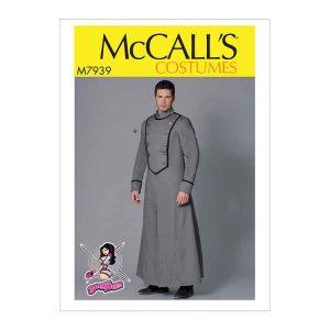 M7939 Men's Costume
