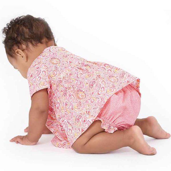 NEW LOOK SEWING PATTERN N6628 BABIES' DRESS AND PANTALOONS