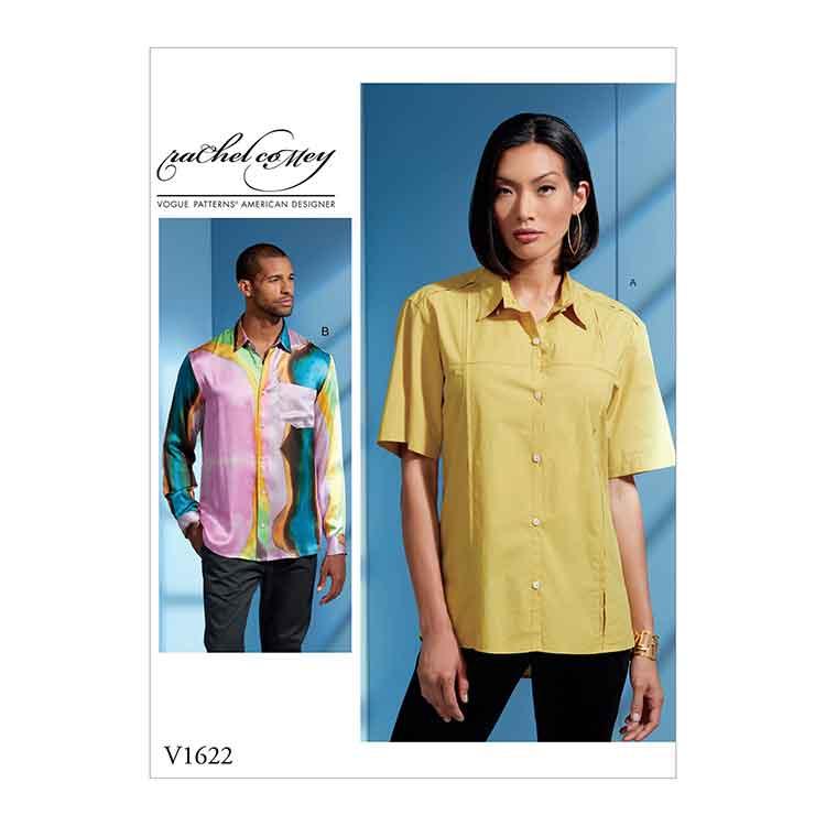 V1622 Unisex Shirt