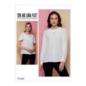 V1629 Misses' Top