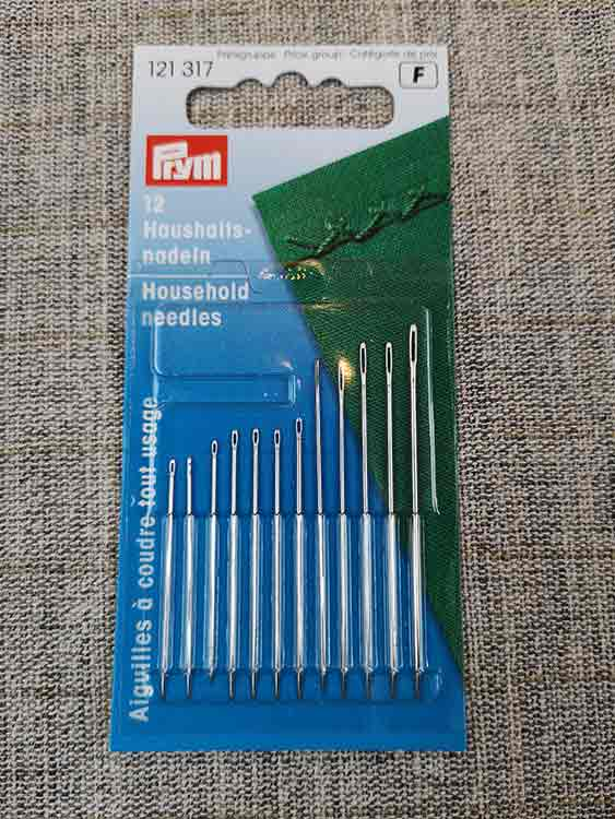 Prym household sewing needle assortment