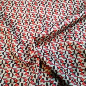Stretch cotton fabrics