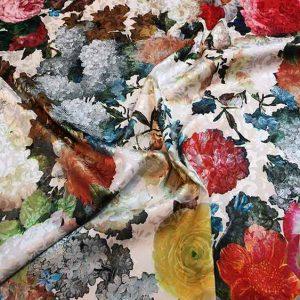 Polyamide/Spandex mix (digital floral print