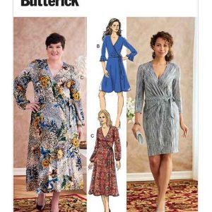 B6703 Misses'/Women's Dress