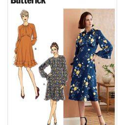 B6705 Misses' Dress