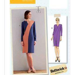 B6708 Misses' Dress