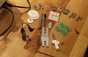 Husqvarna Viking Opal 690Q accessories