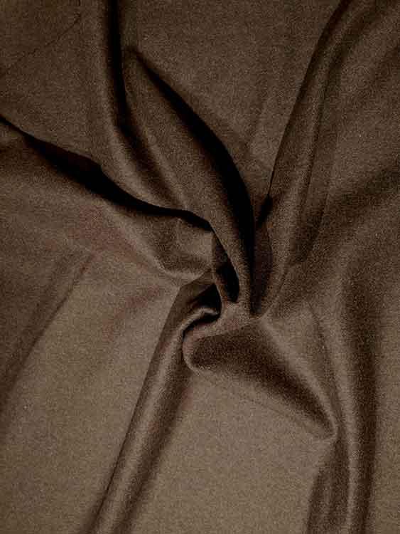 """Wool blend coating, """"Truffle"""""""