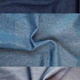 Cotton Washed Denim 8oz