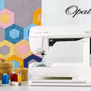 Opel 690Q Sewing Machine
