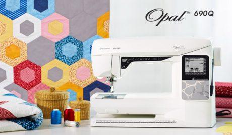 Opel 690Q Sewing Machine