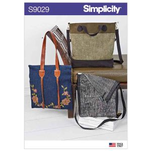 S9029 Bags with Strap Variation