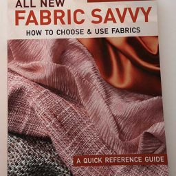 All New Fabric Savvy - Sandra Betzina