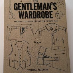 Book cover: The Gentleman's Wardrobe - Vanessa Mooncie