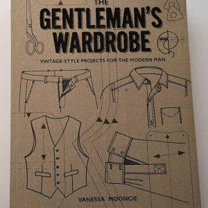 Book cover: The Gentleman's Wardrobe - Vanessa Mooncie