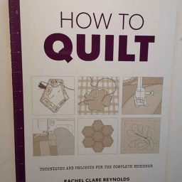 How to Quilt book cover