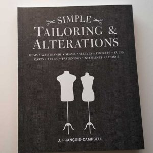 Simple Tailoring and Alterations -  J. Francois-Campbell