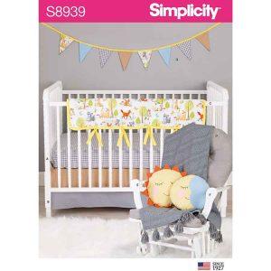 S8939 Nursery, Home-décor