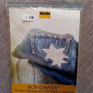 Bondaweb, 17.5cm x 1.2m pack