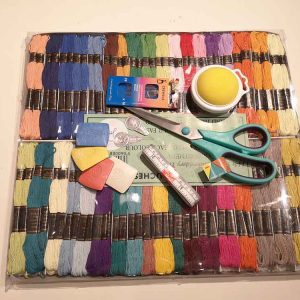 Schools sewing kit (not available indivdually)