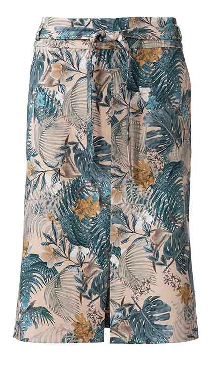 Burda Style Pattern 6235 Misses' Skirt with Yoke