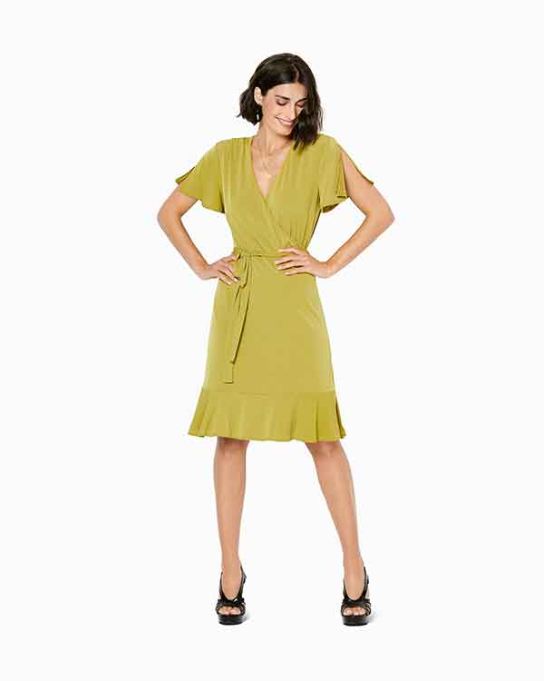Burda Style Pattern 6238 Misses' Dress