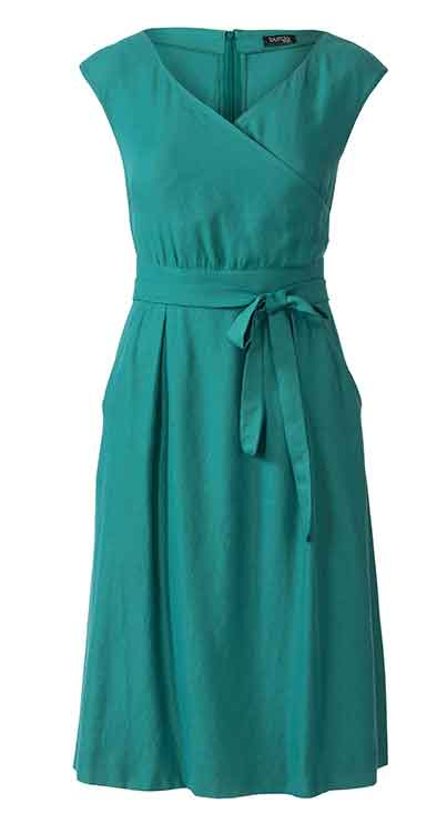 Burda Style Pattern 6239 Misses' Dress with Band at the Waist
