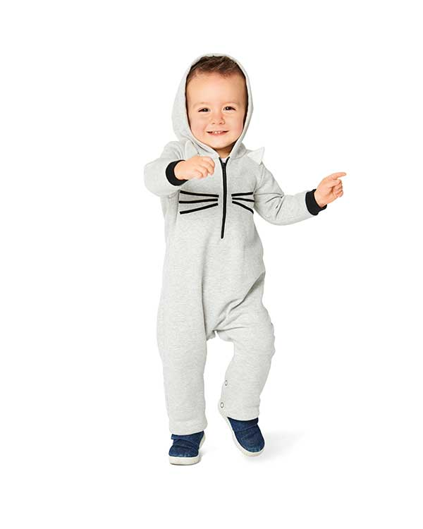 Burda Style Pattern 9299 Toddlers' Overalls
