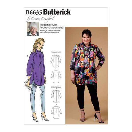 B6635 Misses', Women's Shirt
