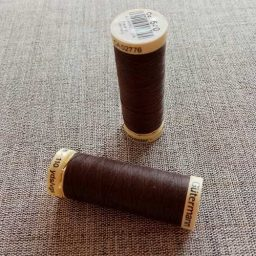 Gutermann Sew All Thread Col. 540 (brown)