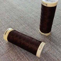 Gutermann Sew All Thread Col. 696 (brown)