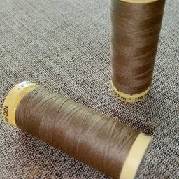 Gutermann Sew All Thread Col. 724 (brown)