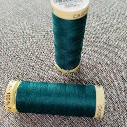 Gutermann Sew All Thread Col. 223 (deep sea green)