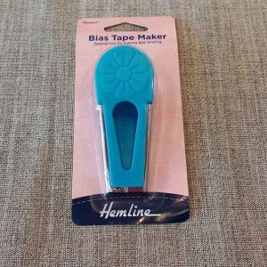 Hemline bias tape maker (25mm)