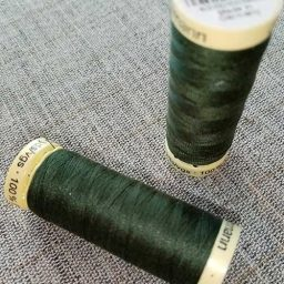 Gutermann Sew All Thread Col. 269 (khaki)