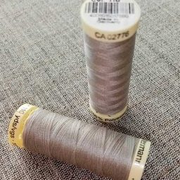 Gutermann Sew All Thread Col. 118 (mushroom grey)