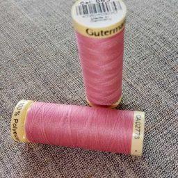 Gutermann Sew All Thread Col. 663 (Coral)