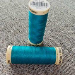 Gutermann Sew All Thread Col. 946 (sea blue)